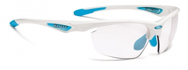 Rudy Project STRATOFLY SX White Blue Gloss - Photoclear