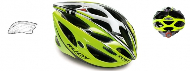 Rudy Project - ZUMA Yellow Fluo Black