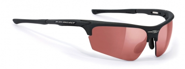 Rudy Project Noyz Matte Black - Racing Red