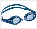 Schwimmbrille VIEW V 500A - Platina Deluxe - BLAU