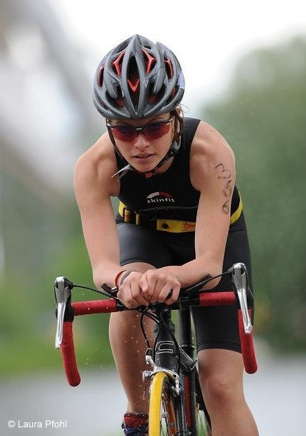Laura Pfohl - Triathletin