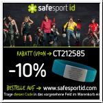 safesport id - Identifikationsarmband